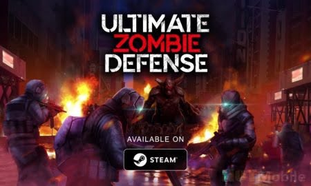 Download ULTIMATE ZOMBIE DEFENSE iPhone ios Mobile Version Full Game