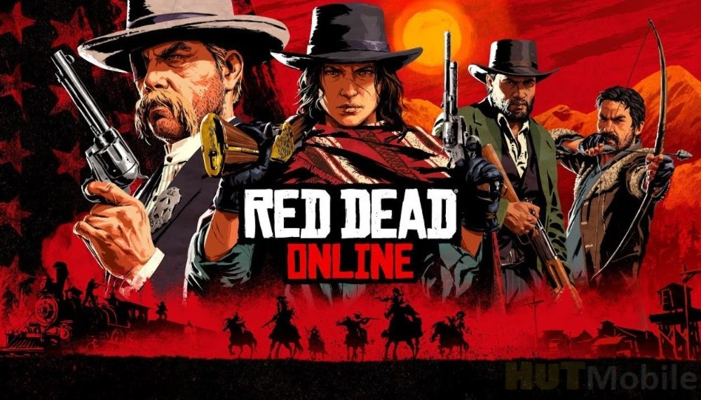 Red Dead Online released as a standalone game and received an update