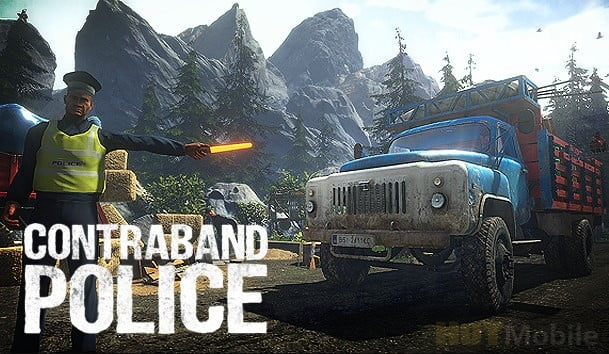 Contraband Police Prologue Free Download PC Version Full Game