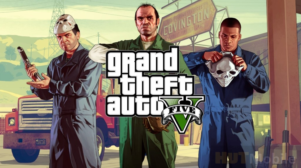 Grand Theft Auto 5 GTA 5 Download Full Game PC For Free