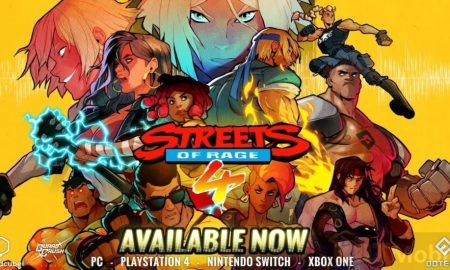 Download Streets Of Rage 4 Free Latest macOS Game