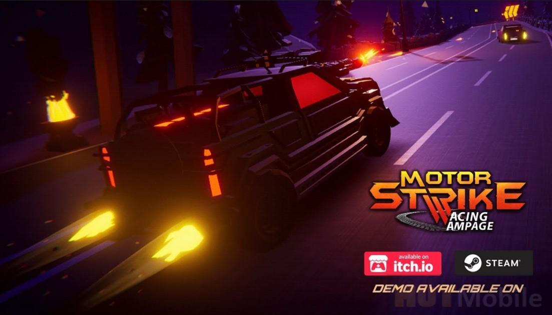 Motor Strike Racing Rampage Latest PC Download