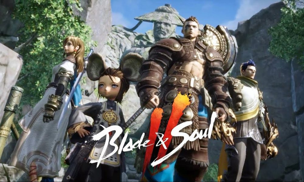 Blade and Soul Download Free Full Version Game