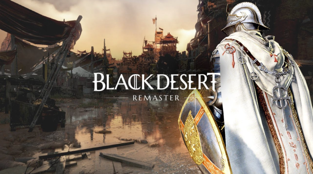 Black Desert Online PS4 Full Version Download