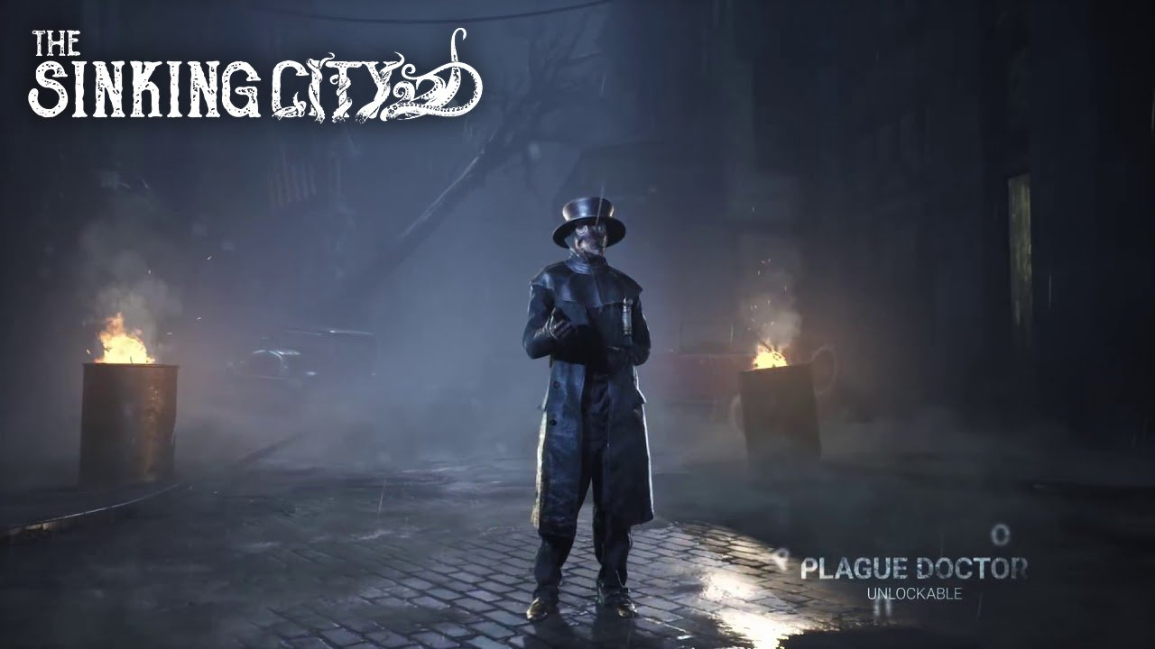 The Sinking City Highly Compressed Full Game Free Download