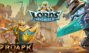 Lords Mobile free download full version for pc with crack