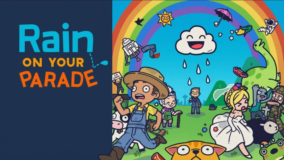 Rain on Your Parade PS4 Version Full Game Free Download
