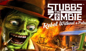 Stubbs the Zombie in Rebel Without a Pulse Download Version Full Game Setup