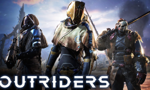 Outriders PC Download Game Full Version Free Download