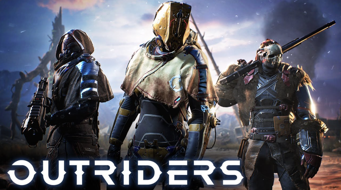 Outriders Download PS4 Game Full Version Free Download