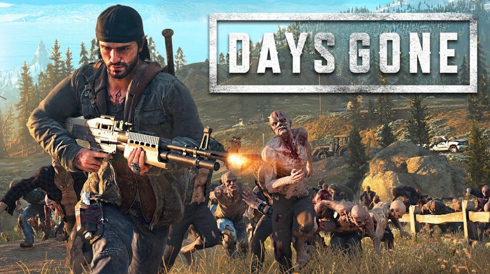 Days Gone Full Game Download With Crack