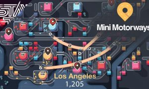 Mini Motorways Download PC Game Full Version Free Download