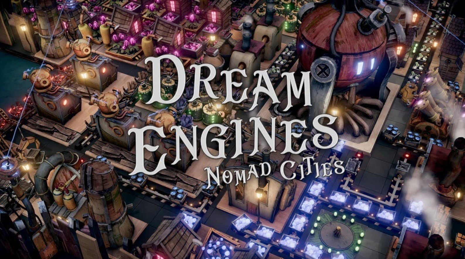 Dream Engines Nomad Cities Full Game Free Version PS4 Crack Setup Download