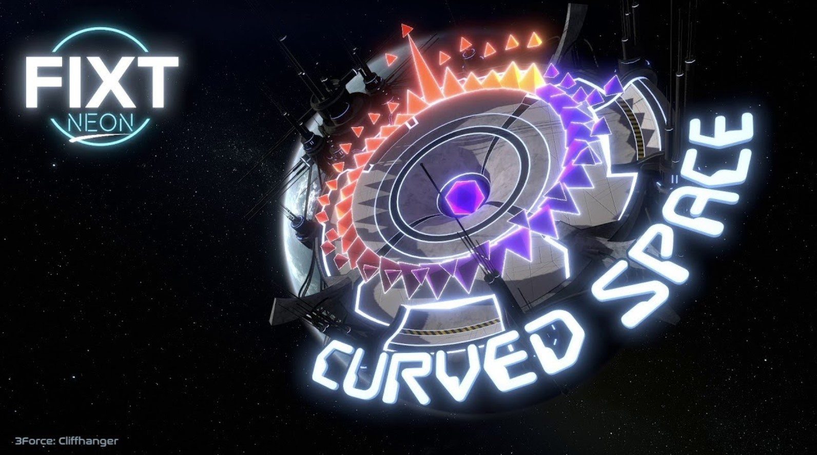Curved Space download with crack torrent free download