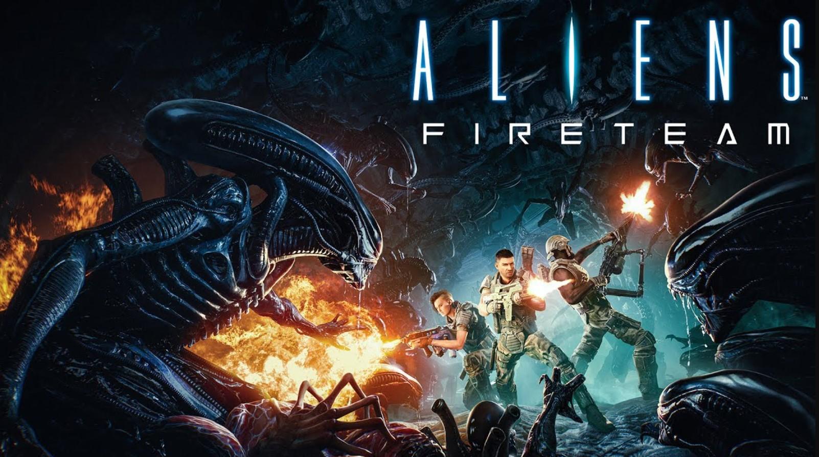 Aliens Fireteam Download FULL PC GAME