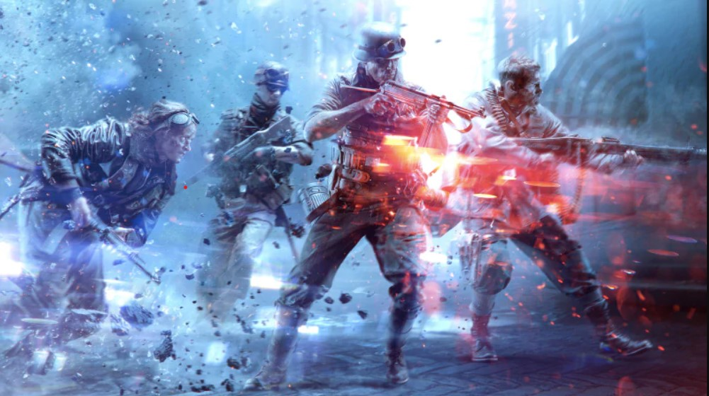 Battlefield V Definitive Edition PC Version Full Game Setup Free Download
