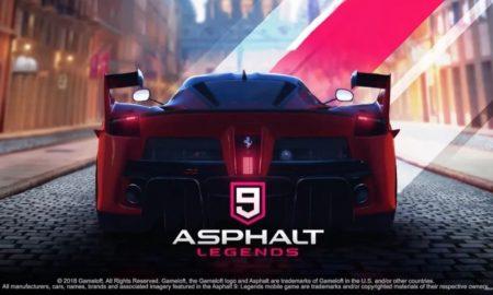 Asphalt 9 Download For Free Full Game
