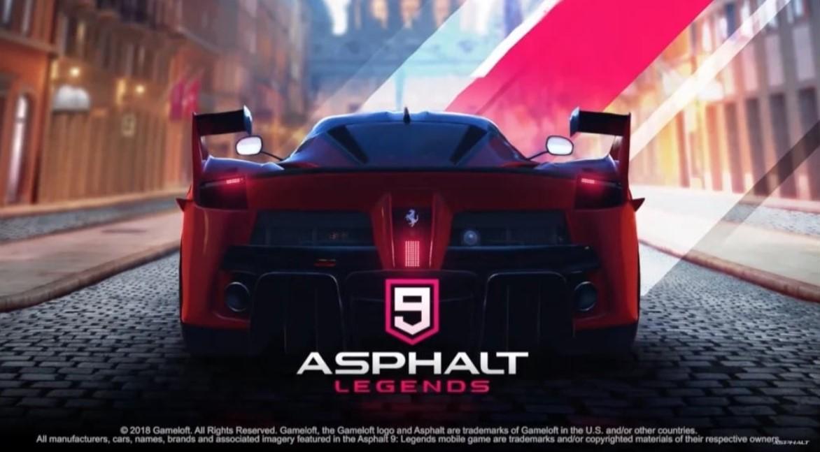 Asphalt 9 PS4 Full Game Download Free