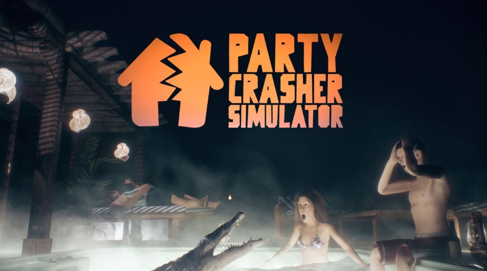 Party Crasher Simulator Nintendo Switch Version Full Game Free Download