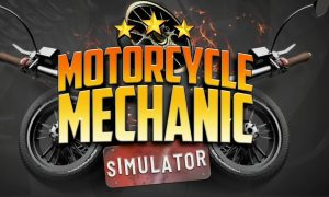Motorcycle Mechanic Simulator 2021 Prologue PC Game Free Download Full Version