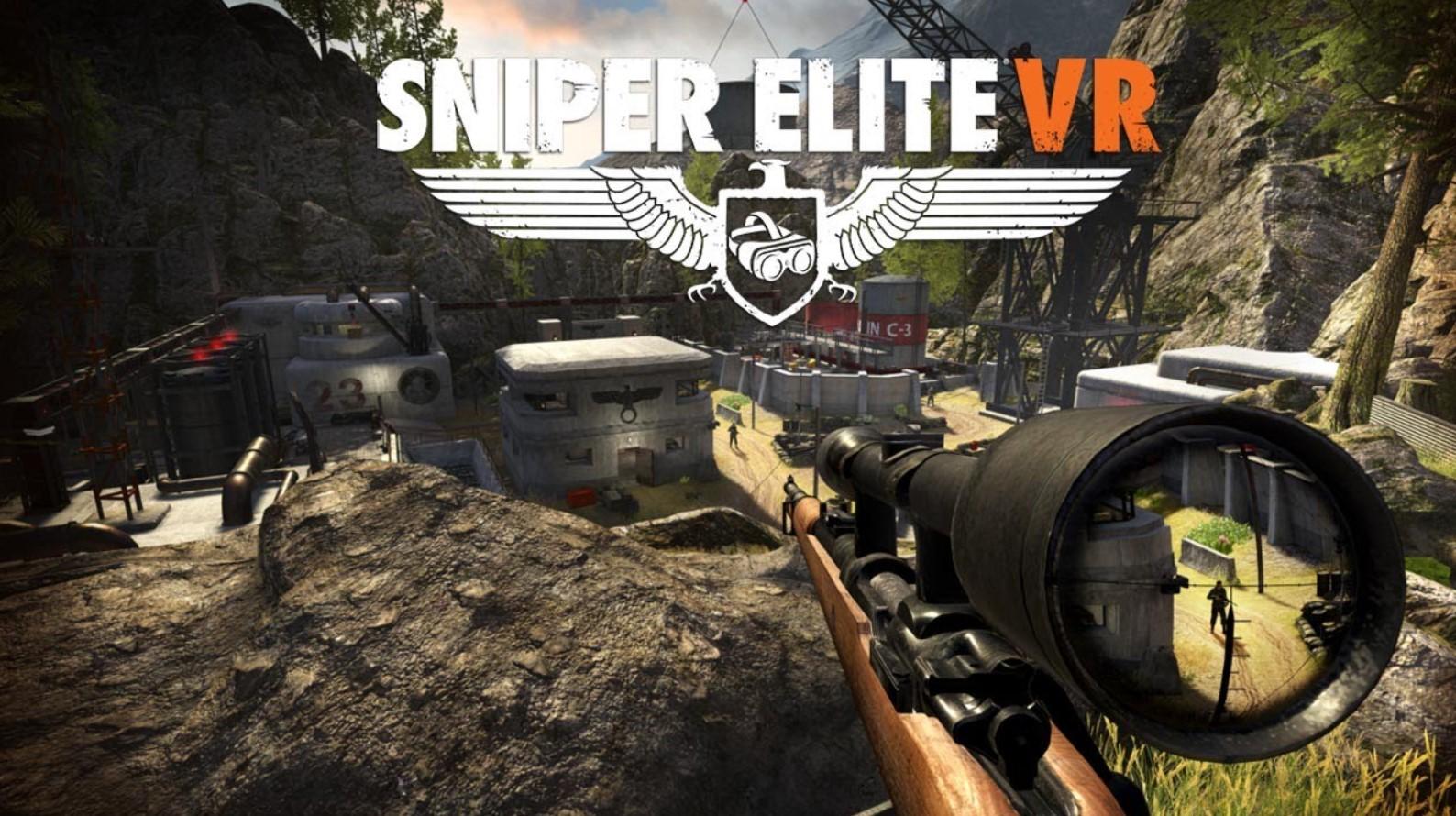 Sniper Elite VR download with crack torrent