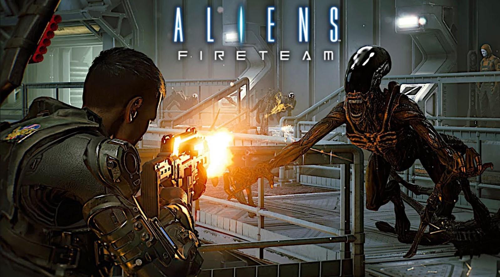 Aliens Fireteam Download Free Aliens Fireteam Full Edition