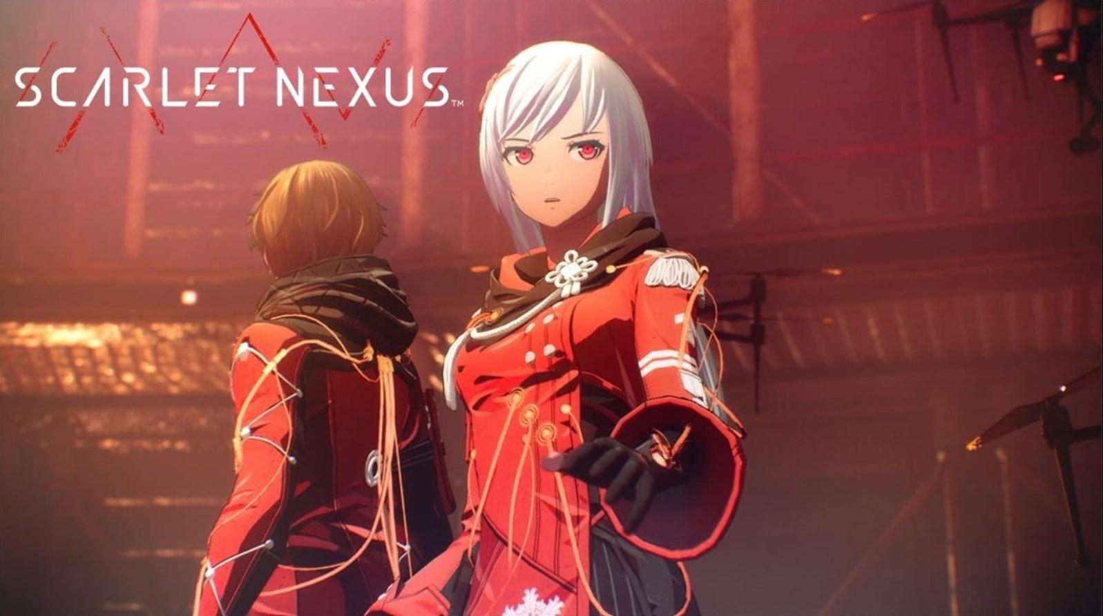 Scarlet nexus Pc Full Game With Crack Free Download