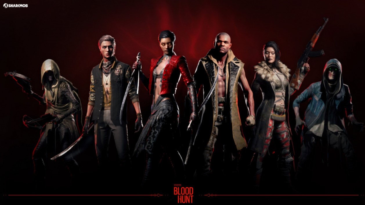 Bloodhunt Apk Android Mobile Version Full Game Setup Free Download