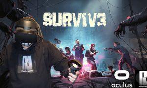 SURV1V3 Full Game Setup Free Download