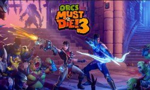 Orcs Must Die 3 PC Version Full Game Setup Free Download