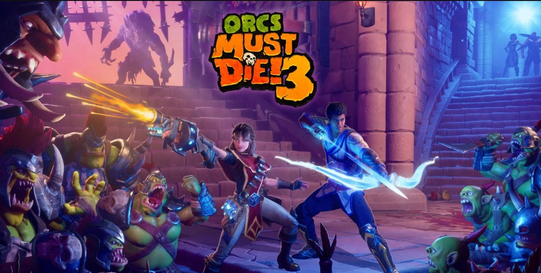 Orcs Must Die 3 Full Version Free Download