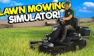Lawn Mowing Simulator Android Full Version download