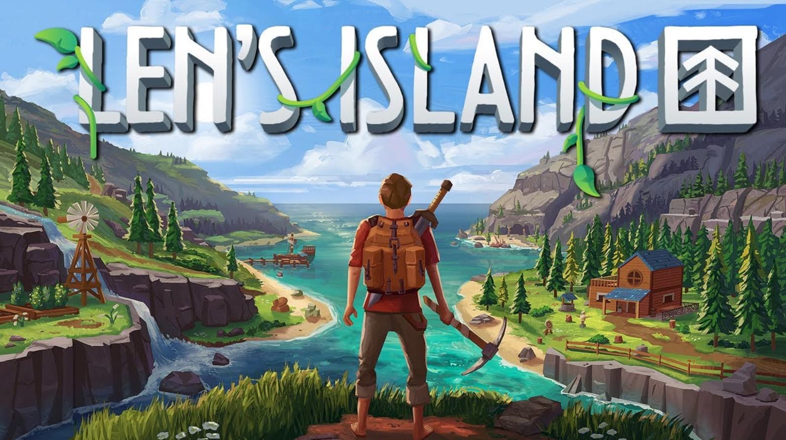 Lens Island Nintendo Switch Version Full Setup Game Free Download