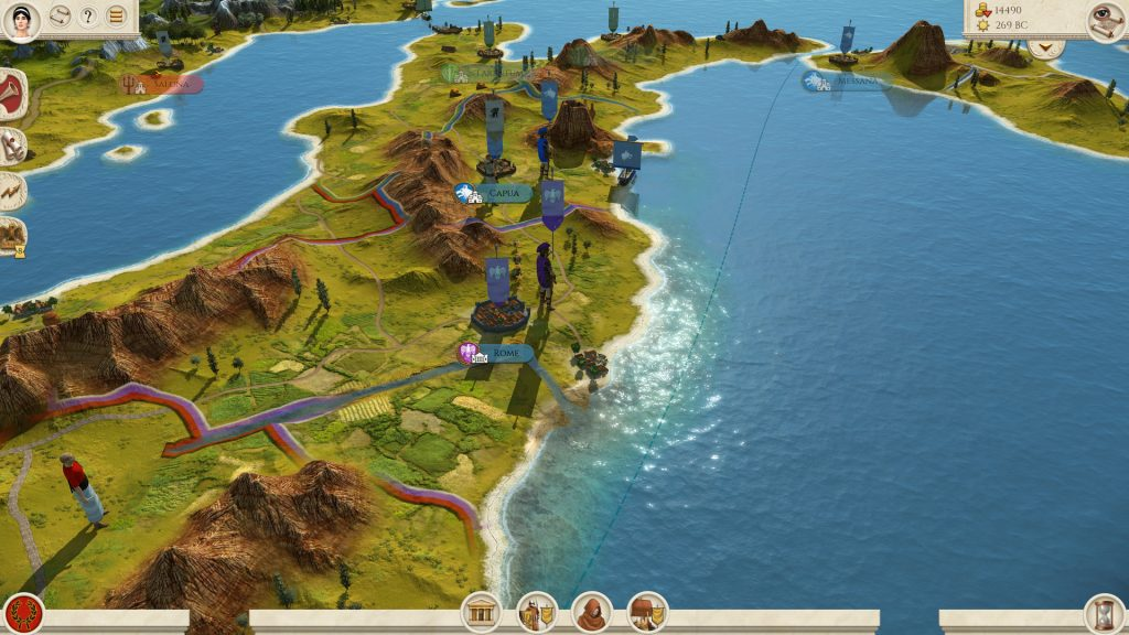 Total War ROME REMASTERED macOS Version Full Game Setup Download