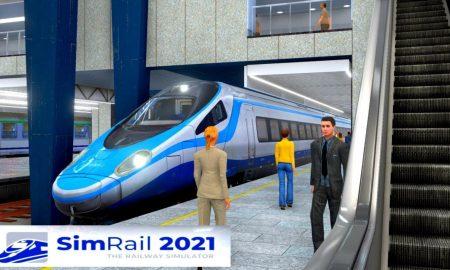 SimRail 2021 The Railway Simulator Download Pc Game Full Version Free Download
