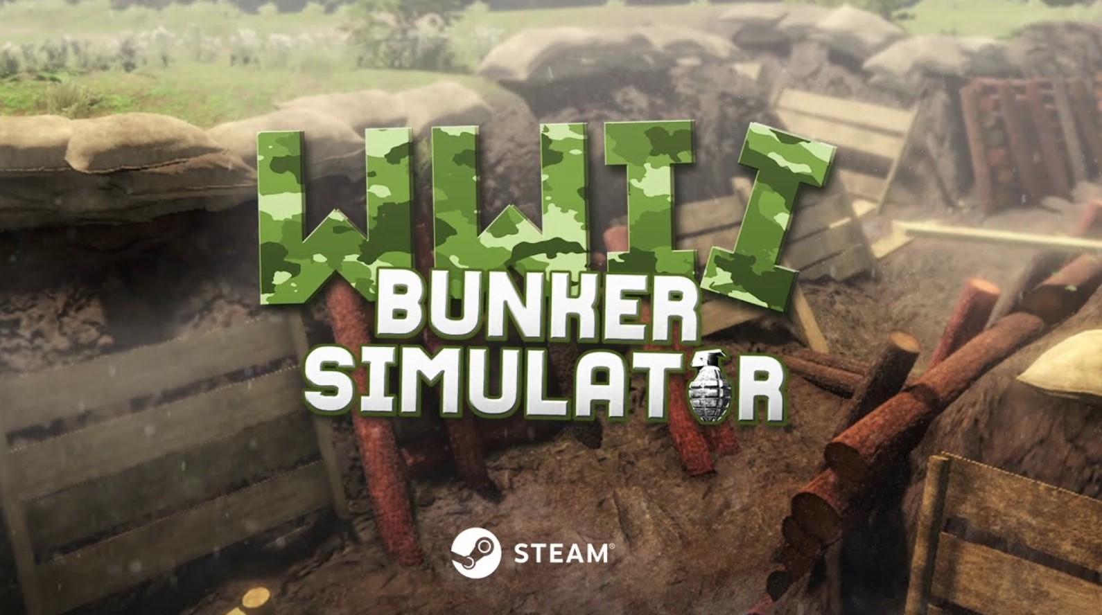 WW2 Bunker Simulator Version Full Game Free Download