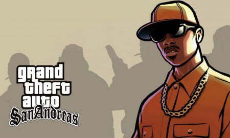 GTA San Andreas apk + OBB for Android