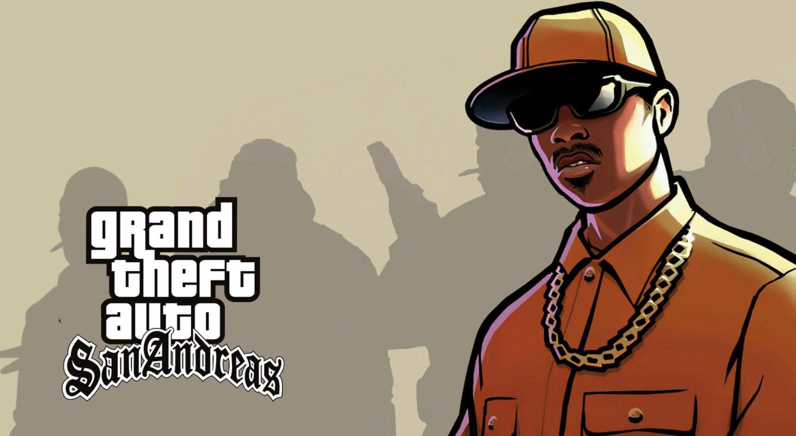 GTA San Andreas PC Setup Full Game Free Download