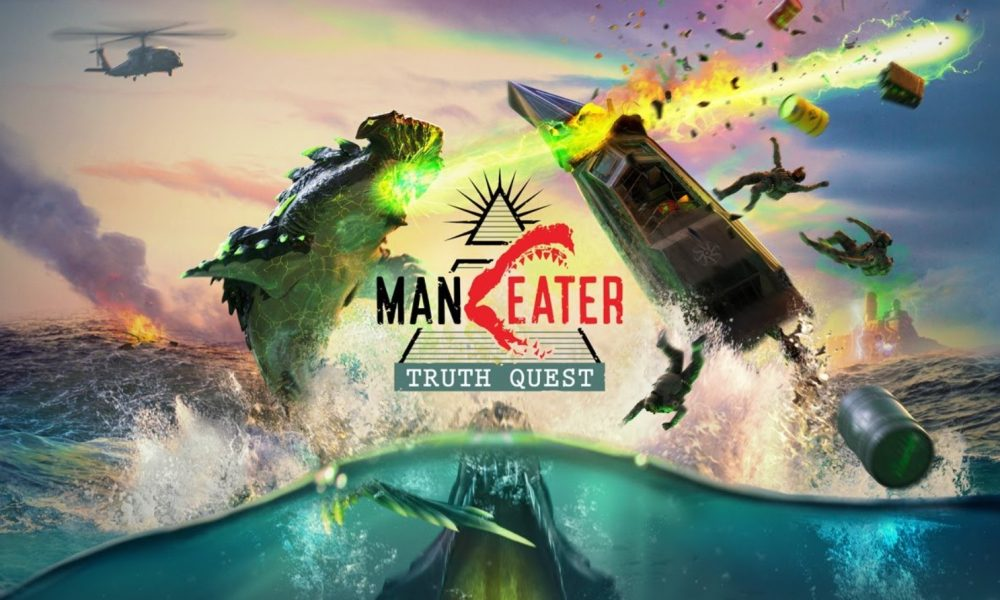 Maneater Truth Quest Download For Free On PC