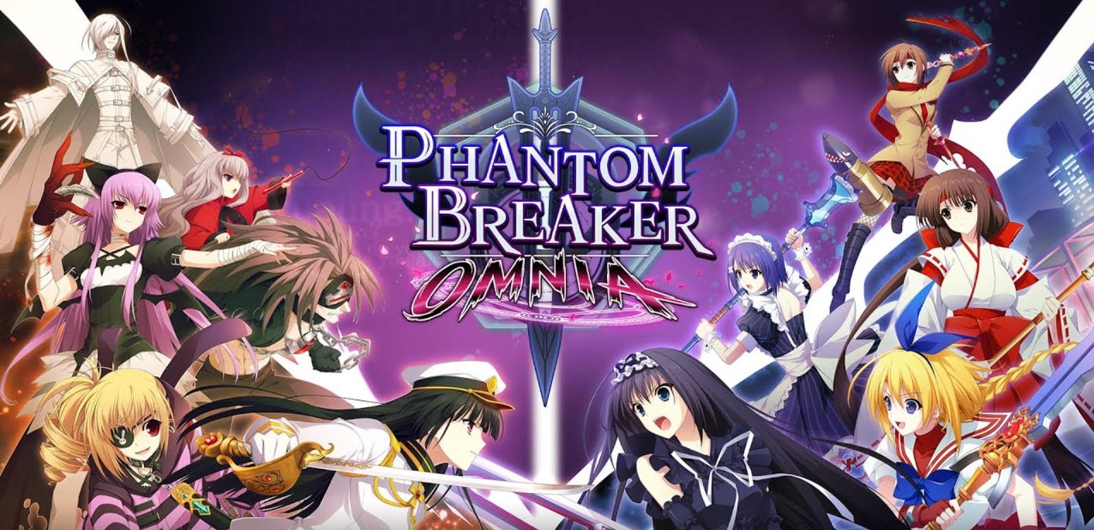 Phantom Breaker Omnia Full Version Free Download iPhone