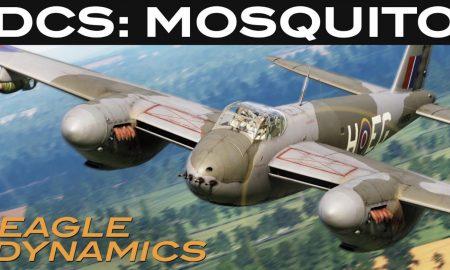 DCS Mosquito FB VI Full Version Free Download PC