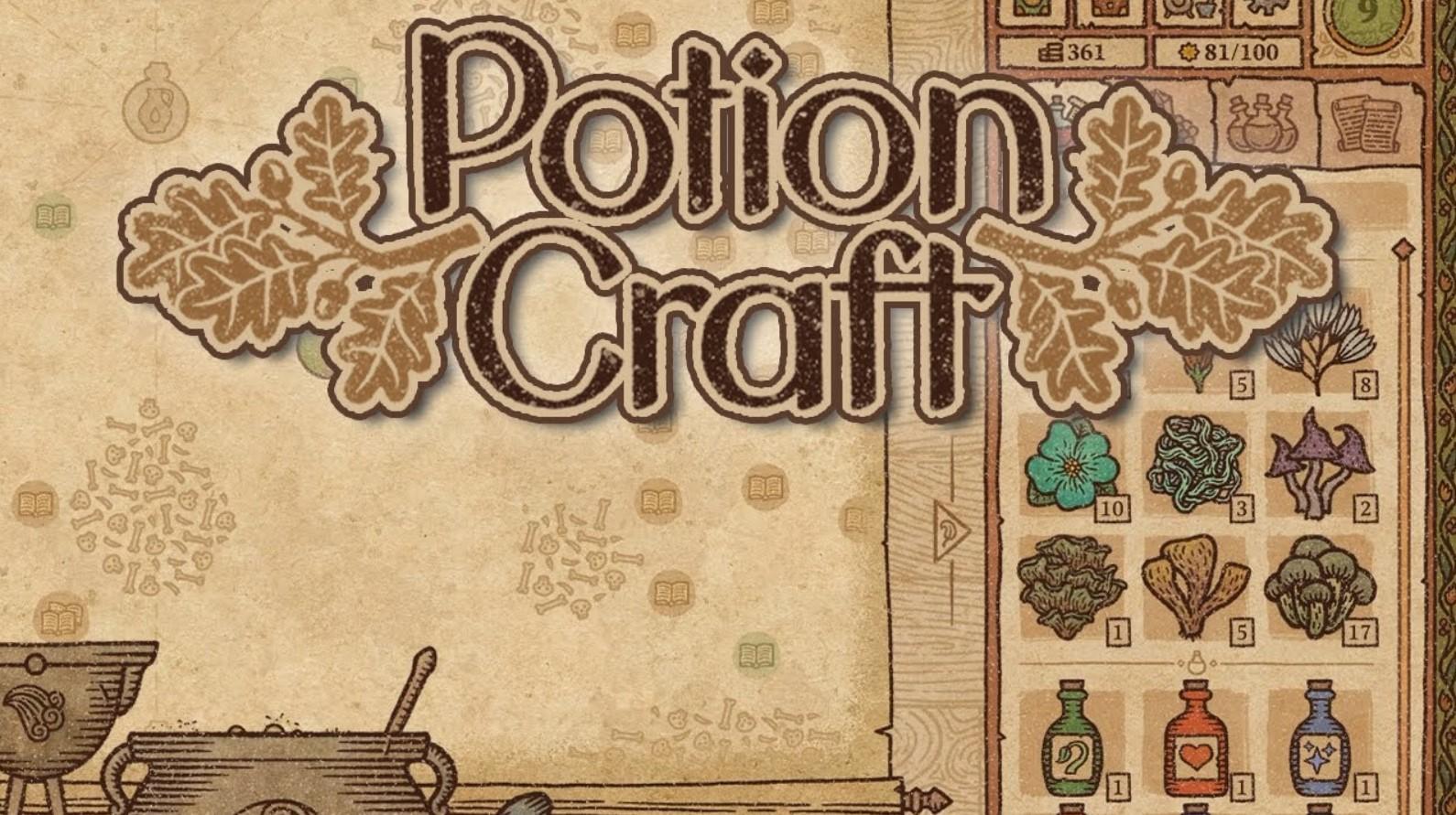 Potion Craft Alchemist Simulator Full Version Free Download Apk Android