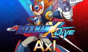 Mega Man X Dive Apk Android Version Full Game Free Download