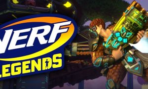 Nerf Legends iPhone ios Mobile Version Full Game Setup Free Download