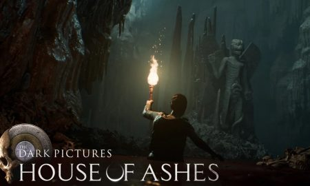 The Dark Pictures House of Ashes Full Version Free Download Apk Android