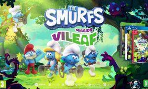 The Smurfs Mission Vileaf Full Version Free Download PC