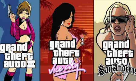 GTA TRILOGY, THE SWITCH VERSION WILL REQUIRE A DOWNLOAD